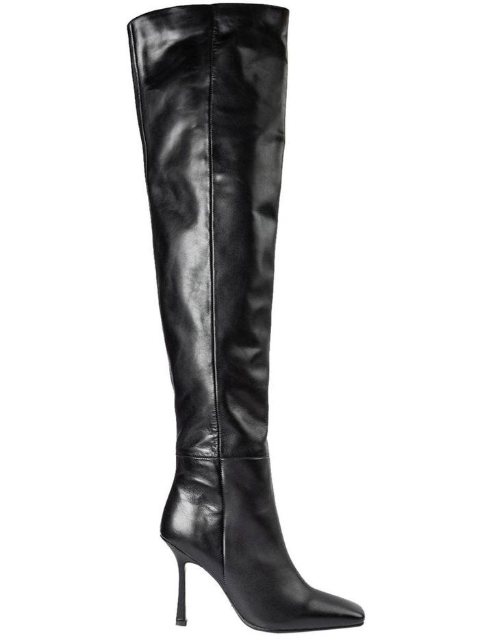 Halo Black Como Long Boots image 1