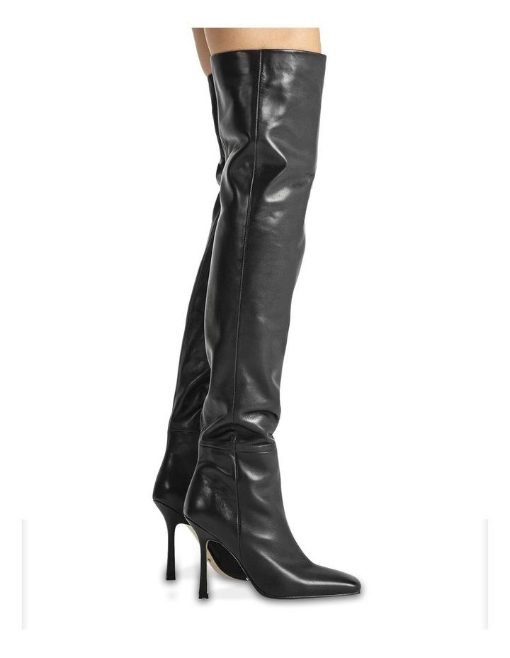 Halo Black Como Long Boots image 2
