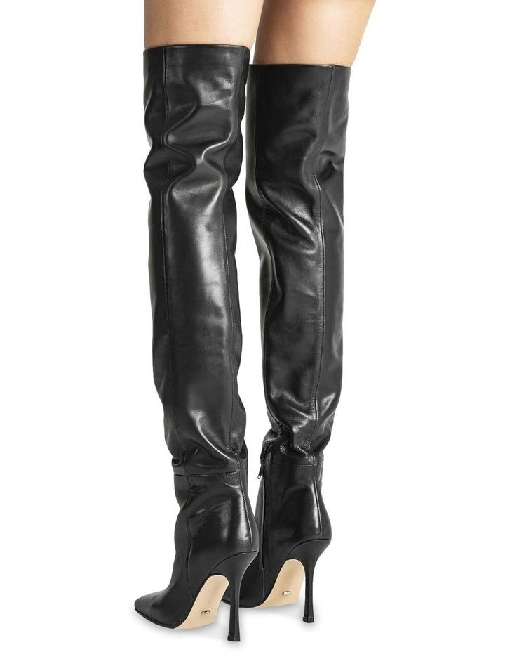 Halo Black Como Long Boots image 6