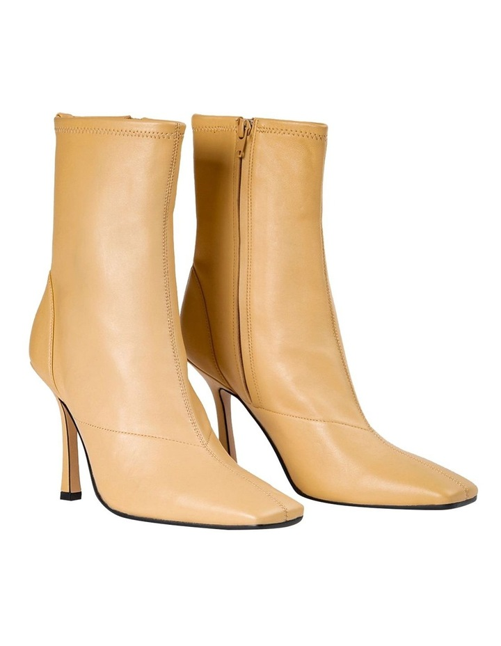 Halsey Biscuit Capretto Ankle Boots image 2