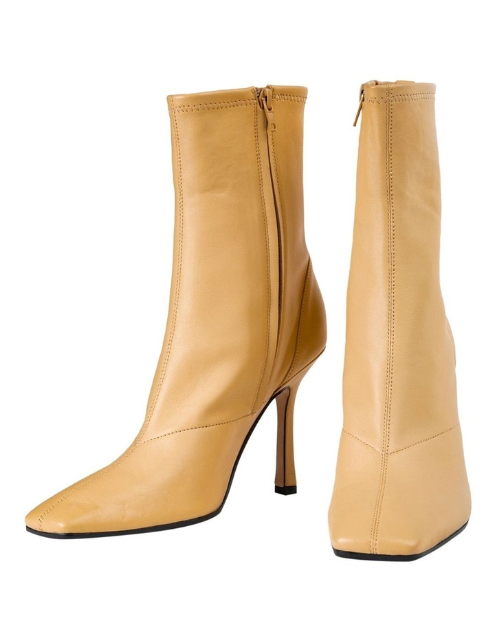 Halsey Biscuit Capretto Ankle Boots image 4