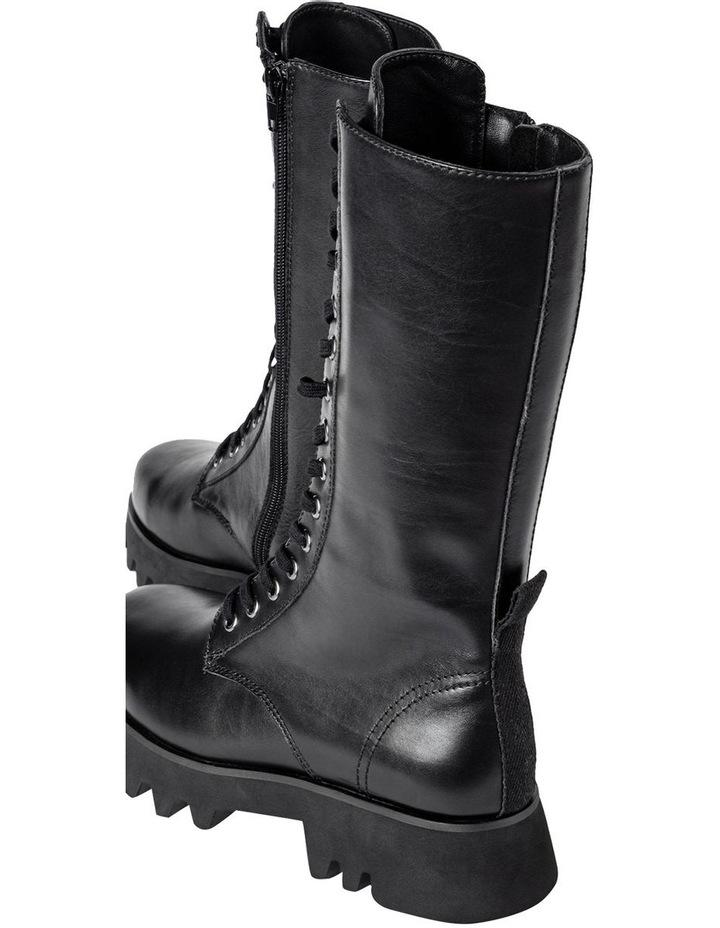 Icon Black Como Calf Boots image 4