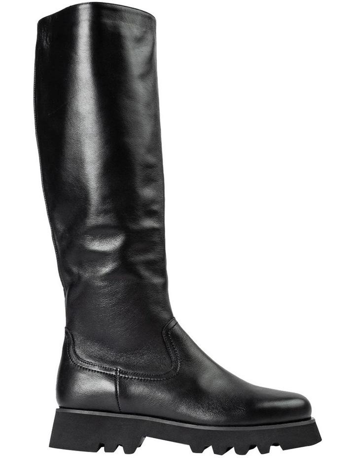 Iva Black Venice Calf Boots image 1