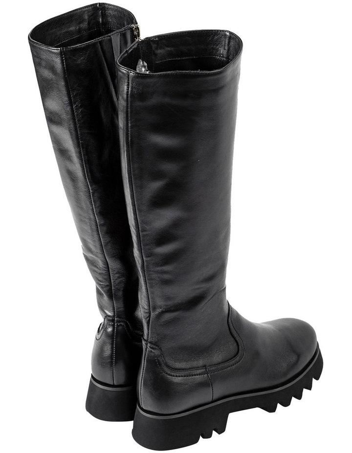 Iva Black Venice Calf Boots image 5