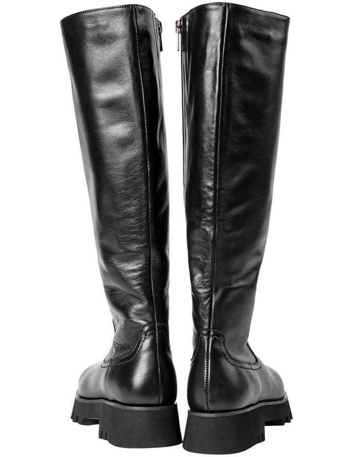 Iva Black Venice Calf Boots image 6