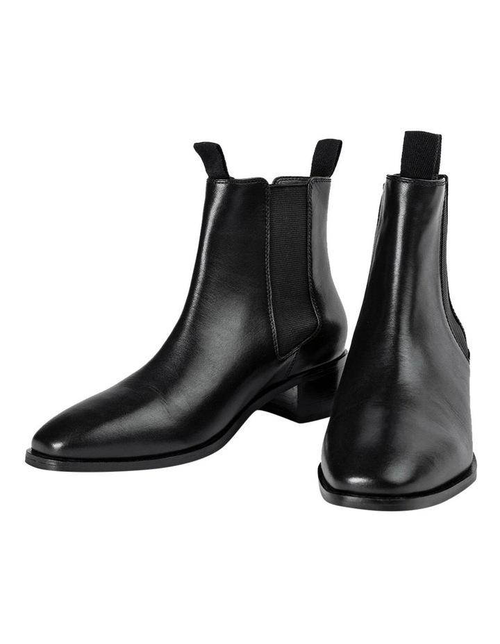 Maxine Black Como Ankle Boots image 2