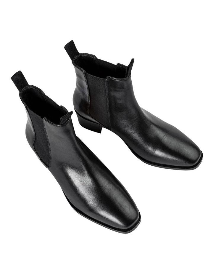 Maxine Black Como Ankle Boots image 3