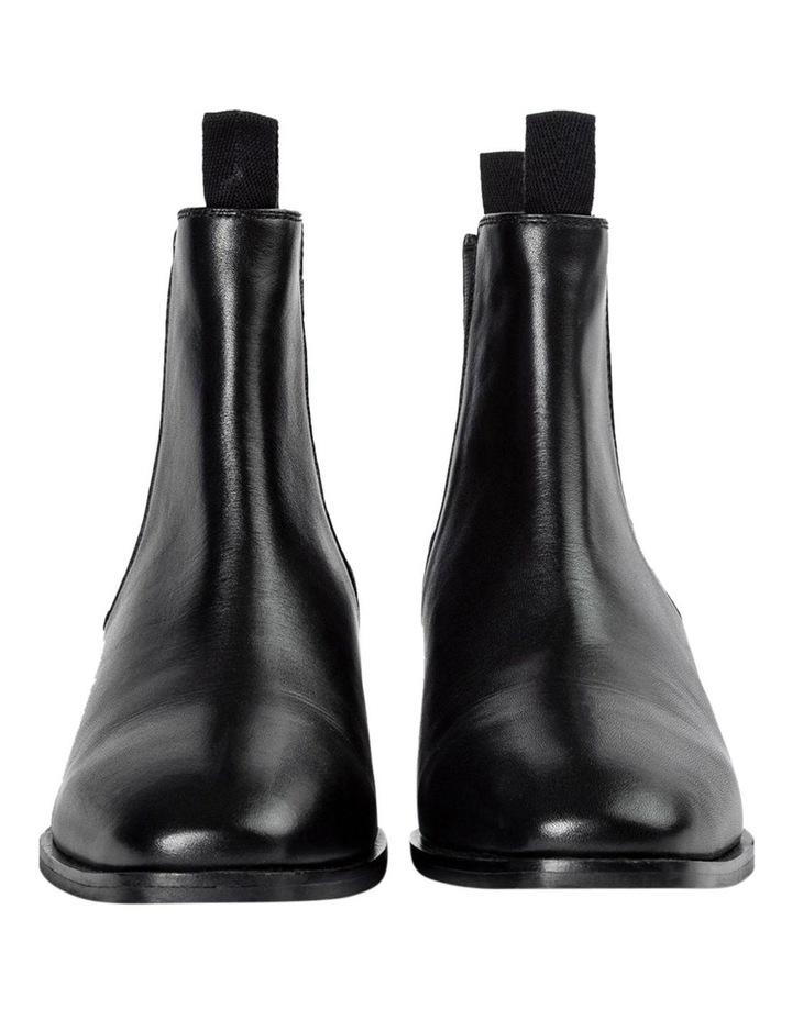 Maxine Black Como Ankle Boots image 4