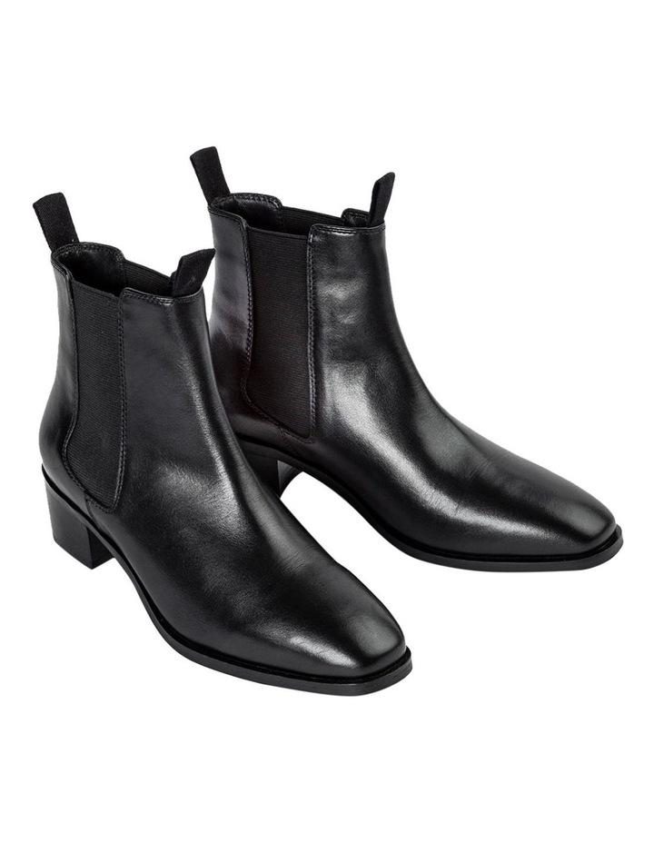 Maxine Black Como Ankle Boots image 5