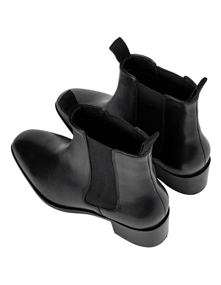 Maxine Black Como Ankle Boots image 6