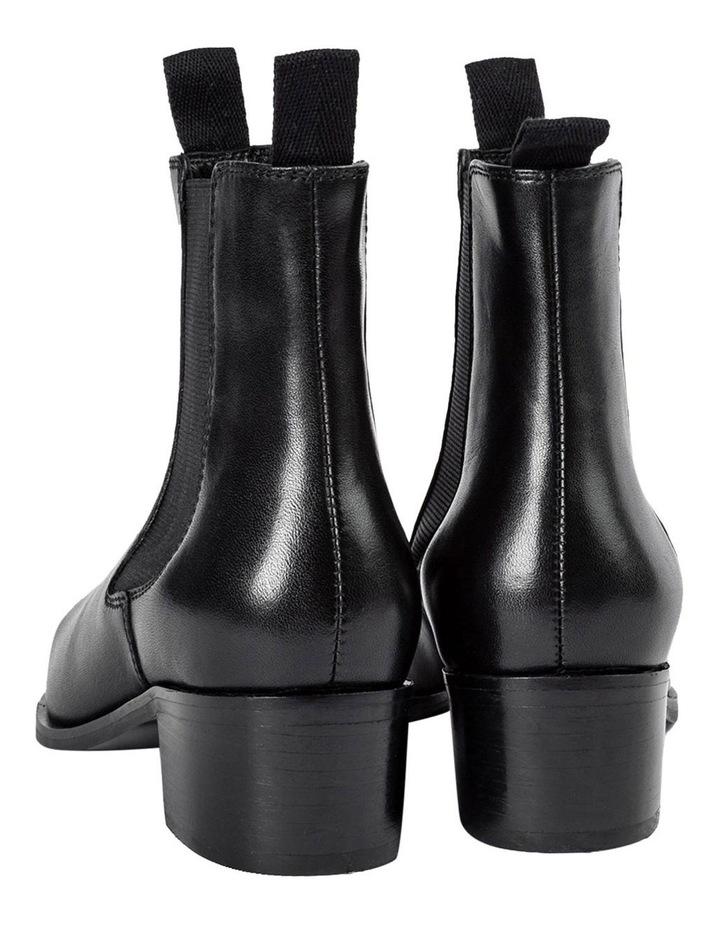 Maxine Black Como Ankle Boots image 7