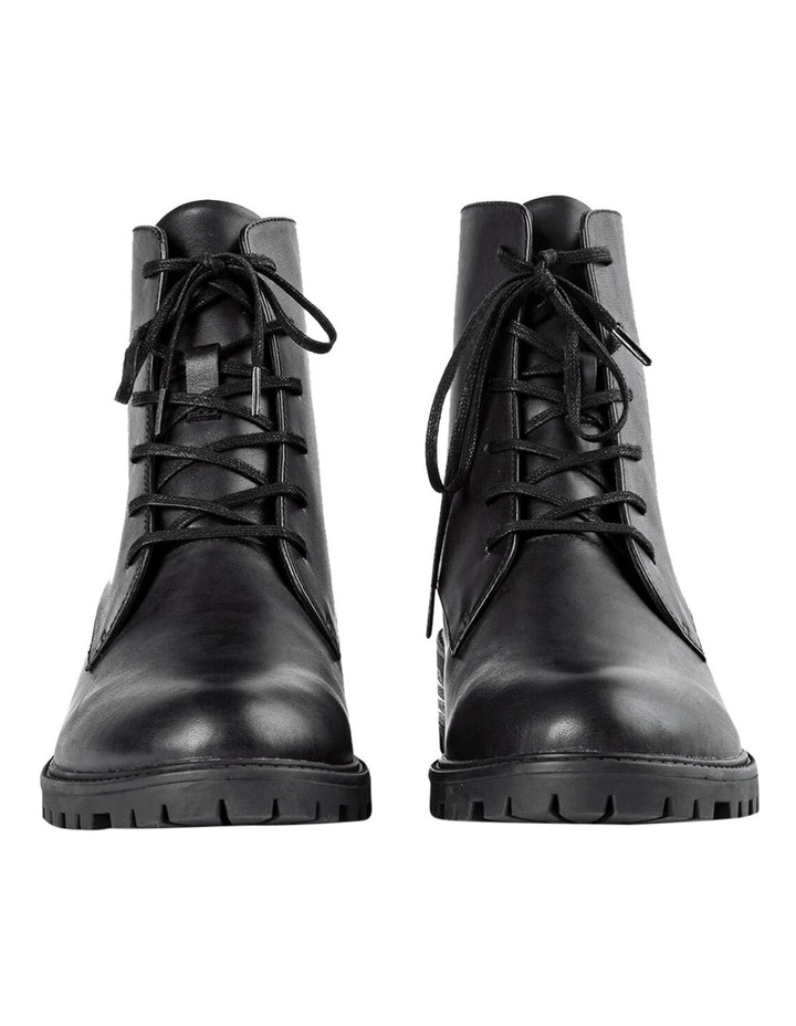 Parma Black Como Ankle Boot image 4