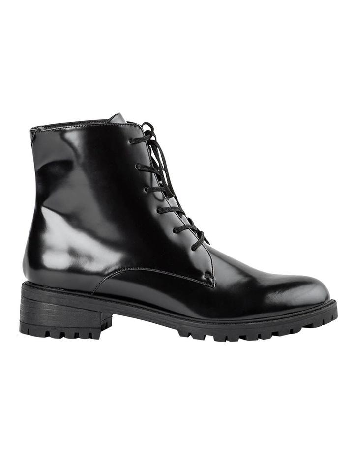 Parma Black Hi Shine Ankle Boot image 1