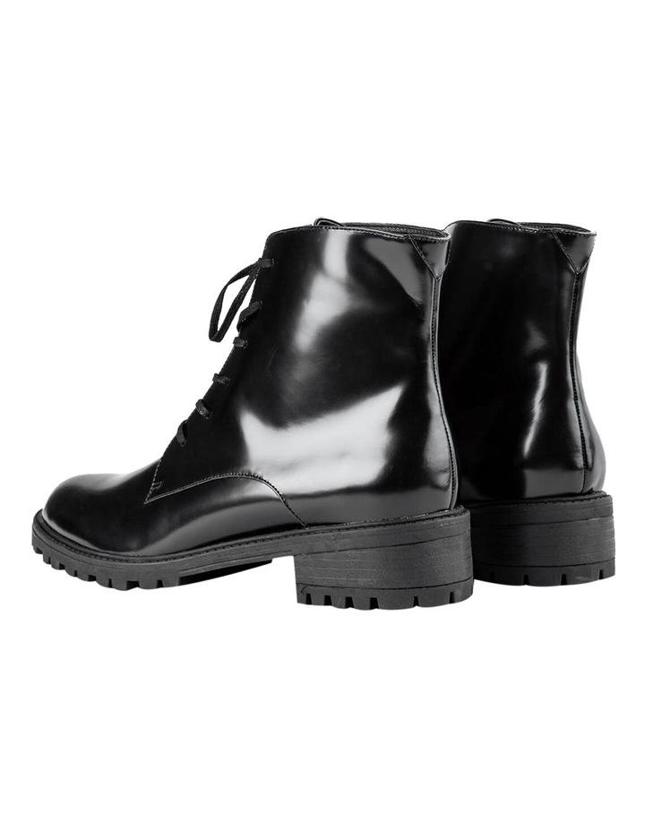 Parma Black Hi Shine Ankle Boot image 5