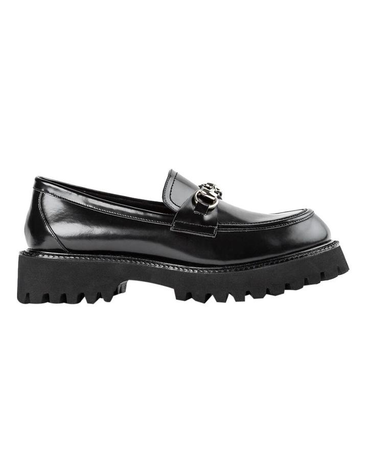 Greer Black Hi Shine Casual Shoes image 1