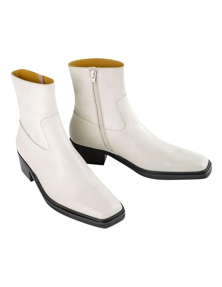 Mercury Dove Capretto Ankle Boots image 2
