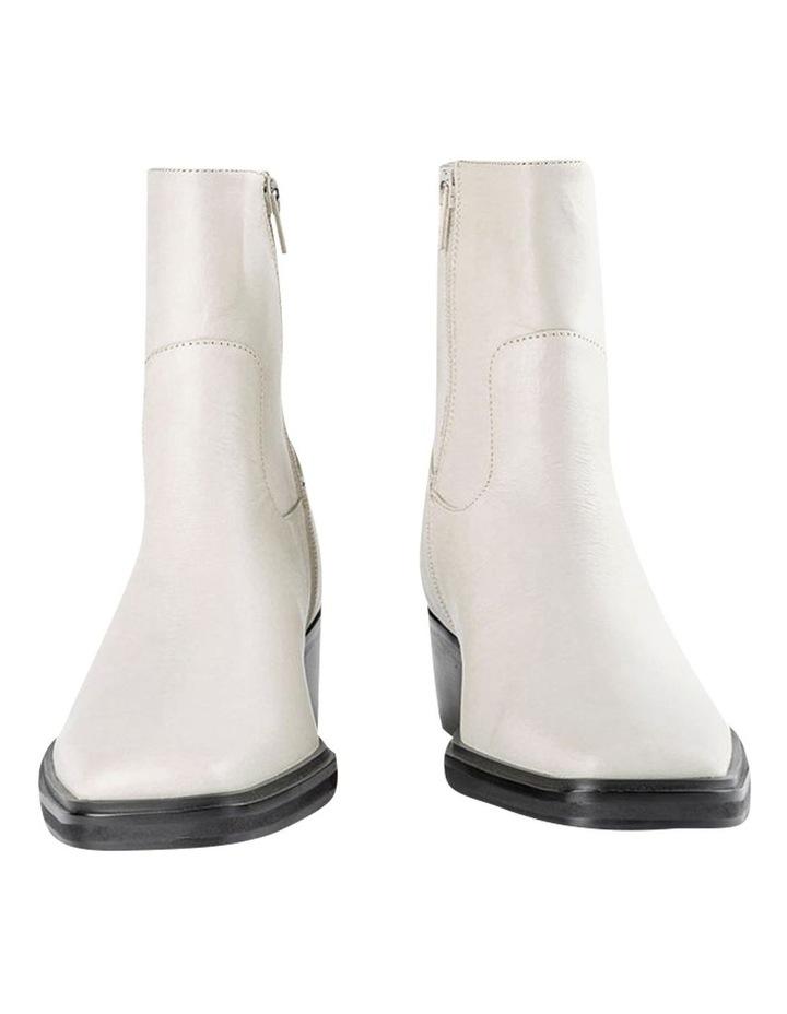 Mercury Dove Capretto Ankle Boots image 4