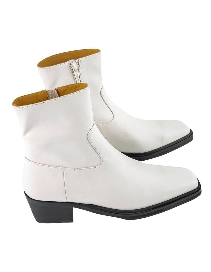 Mercury Dove Capretto Ankle Boots image 6