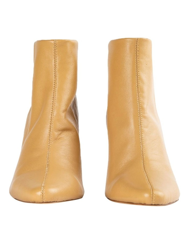 Kossi Honey Nappa Ankle Boots image 2