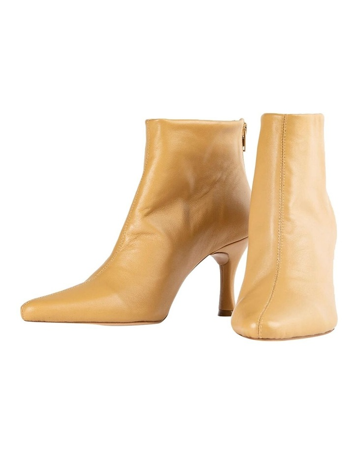 Kossi Honey Nappa Ankle Boots image 3