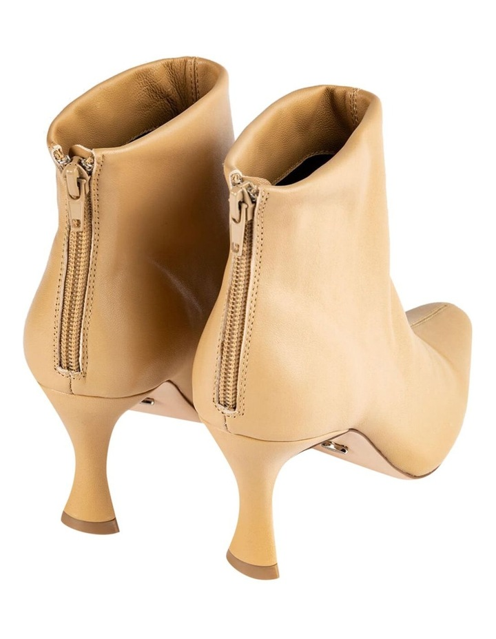 Kossi Honey Nappa Ankle Boots image 4
