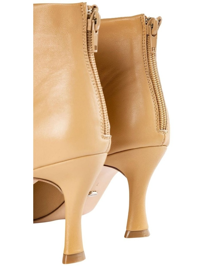 Kossi Honey Nappa Ankle Boots image 5