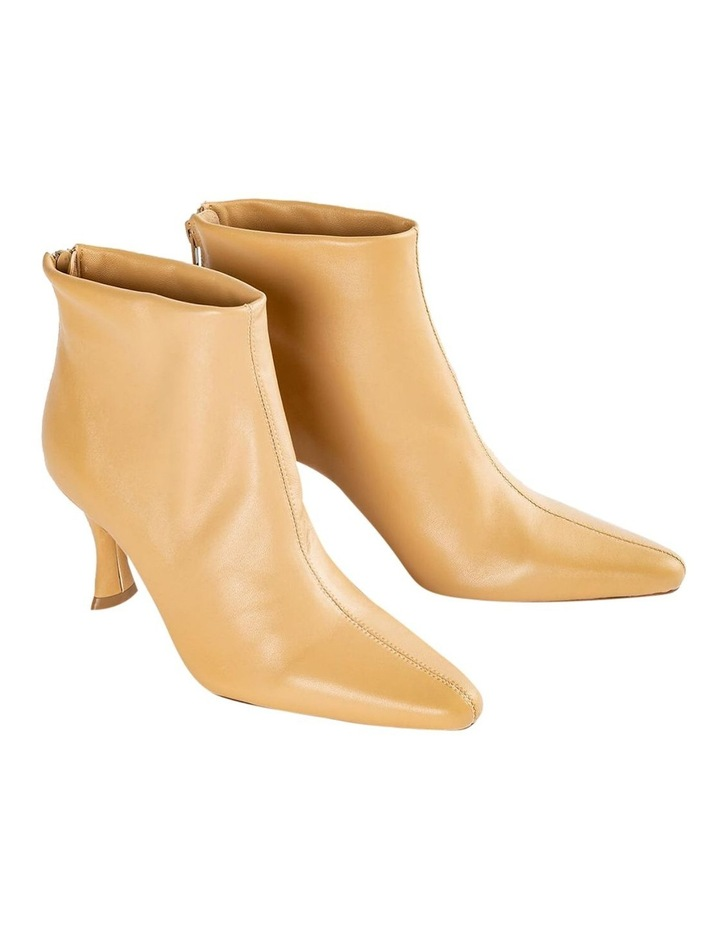 Kossi Honey Nappa Ankle Boots image 6