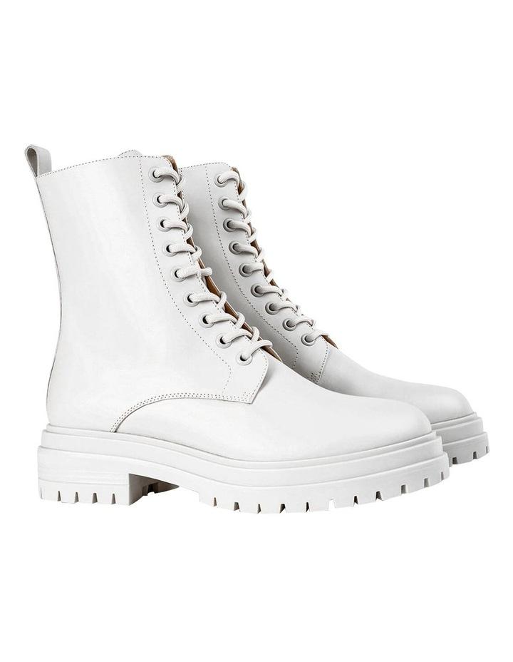 Wya Milk Capretto Ankle Boots image 2