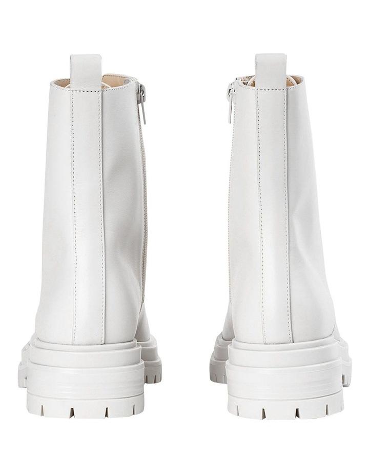 Wya Milk Capretto Ankle Boots image 3