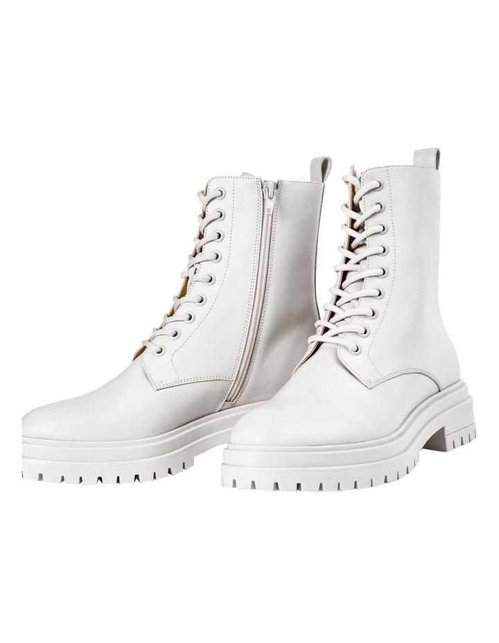 Wya Milk Capretto Ankle Boots image 4