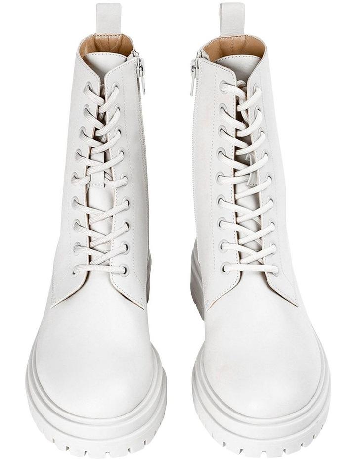 Wya Milk Capretto Ankle Boots image 5