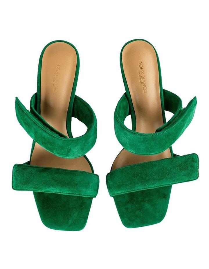 Bounty Jade Suede Heels image 3