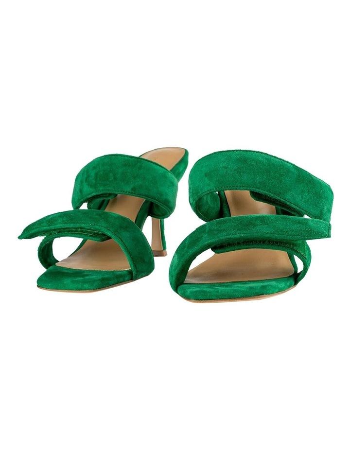 Bounty Jade Suede Heels image 4