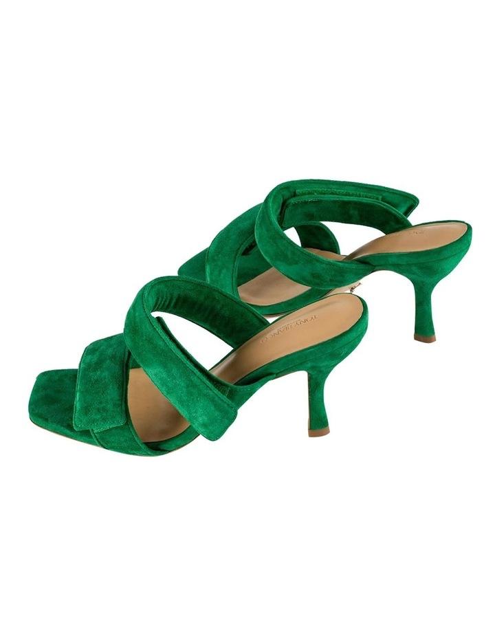 Bounty Jade Suede Heels image 6