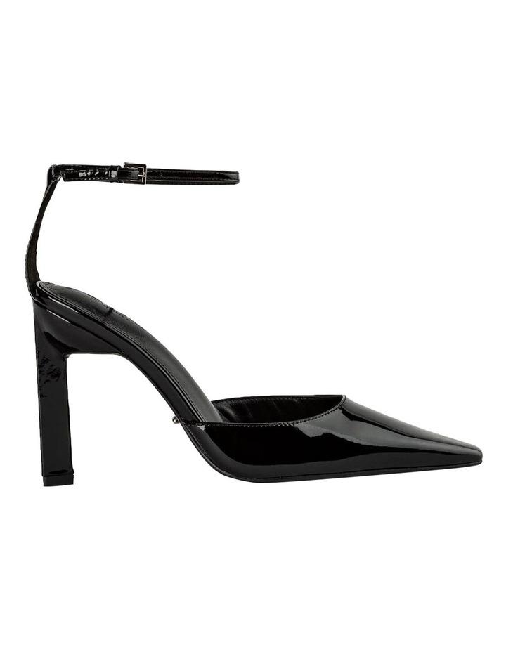 Elektra Black Patent Heels image 1
