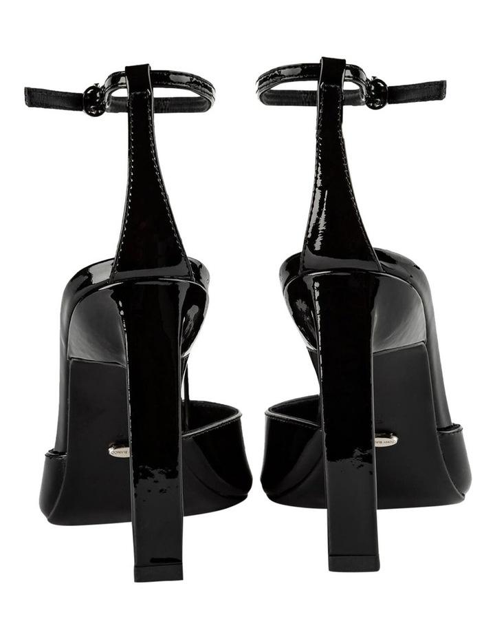 Elektra Black Patent Heels image 5
