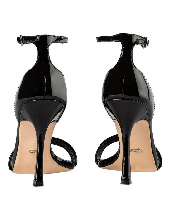 Funky Black Patent Heels image 3