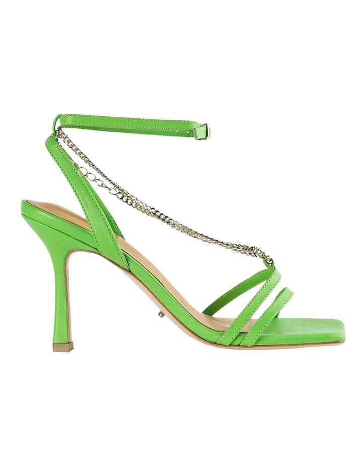 Lazaar Lime Nappa Heels image 1