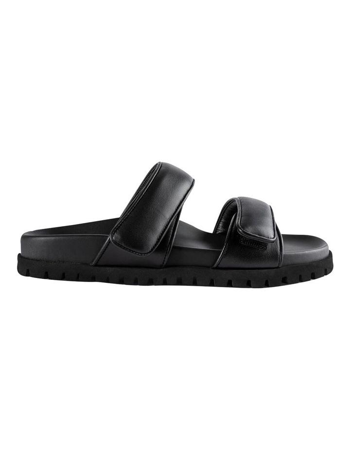Bonny Black Nappa Sandal image 1