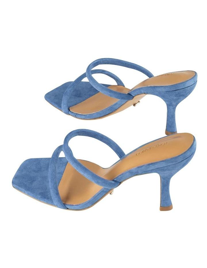 Bria Blue Kid Suede Sandal image 5