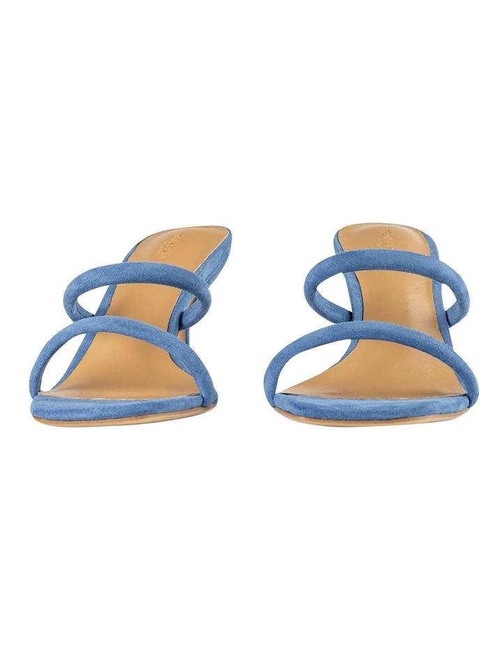Bria Blue Kid Suede Sandal image 6