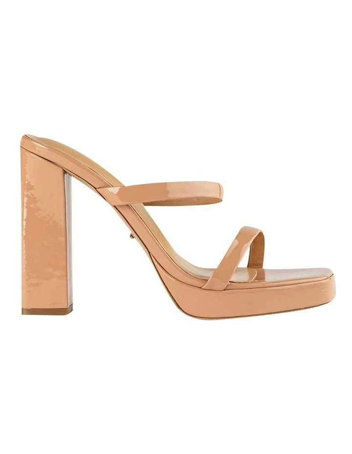 Dynasty Nude Patent Heels image 1