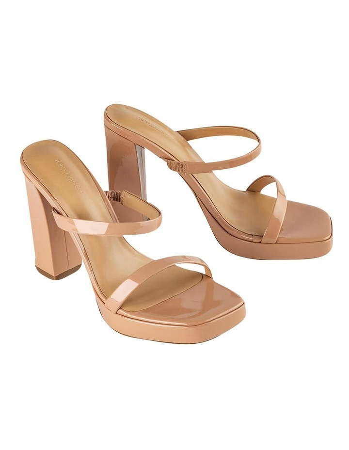 Dynasty Nude Patent Heels image 2