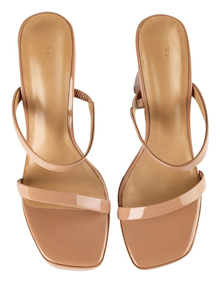 Dynasty Nude Patent Heels image 7