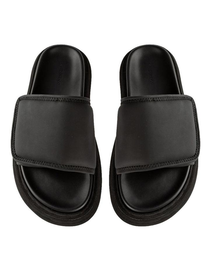 Jessa Black Tonic Sandals image 2