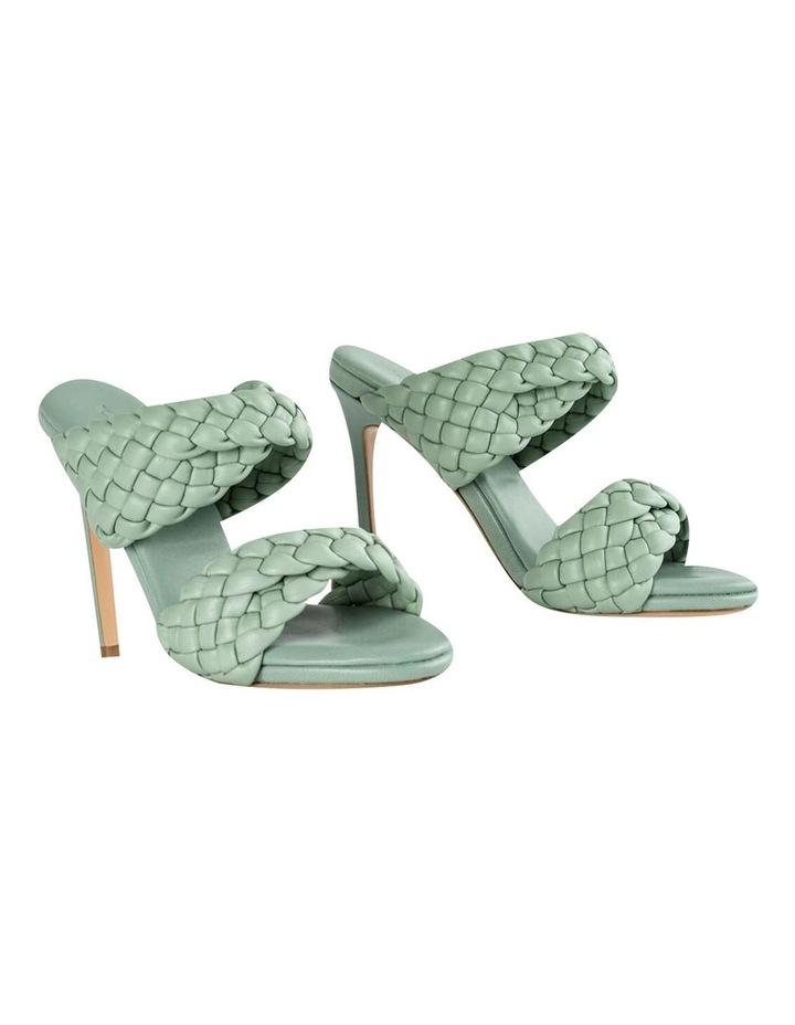 Kimberly Mint Heels Heels image 1