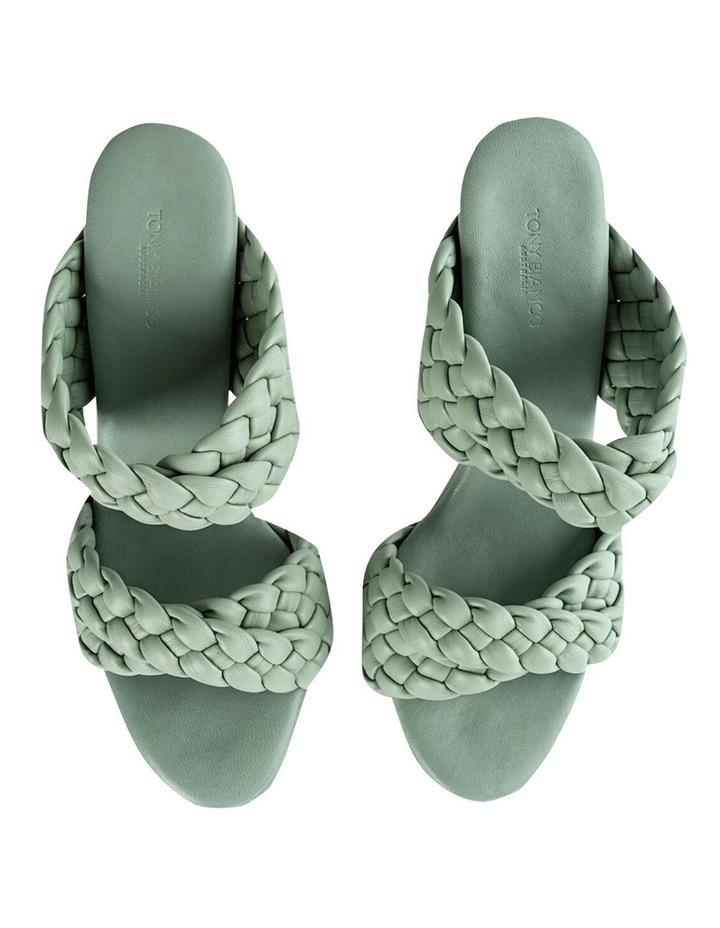 Kimberly Mint Heels Heels image 6