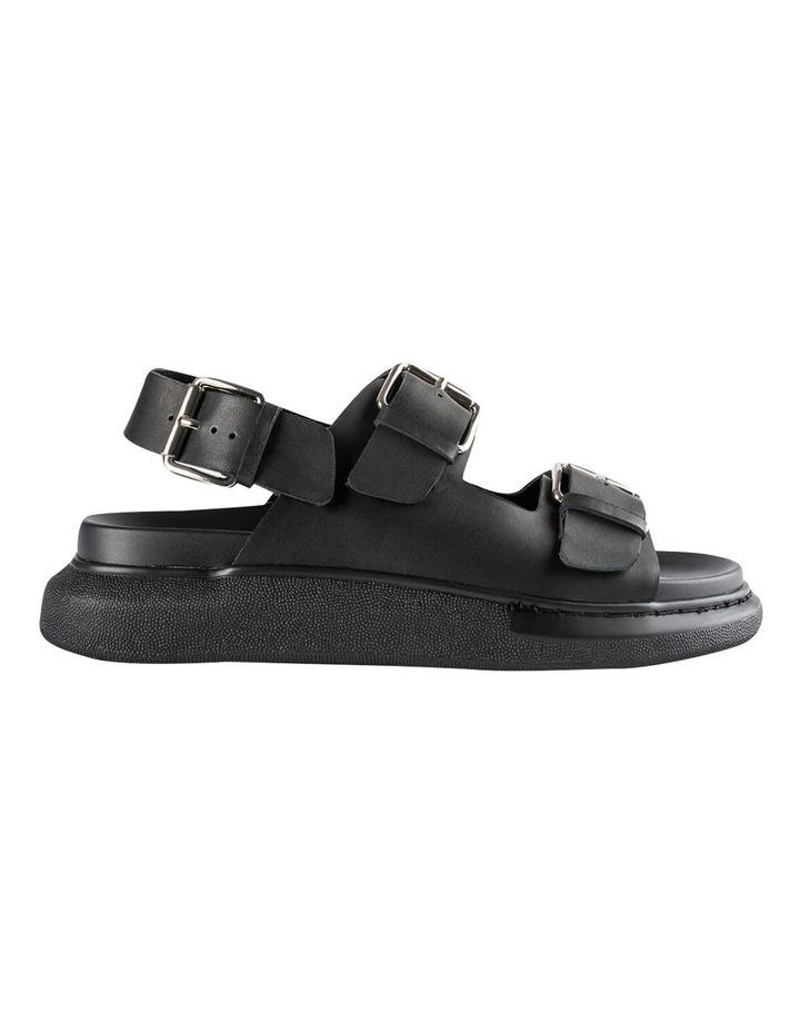 Maxie Black Como Sandals image 1