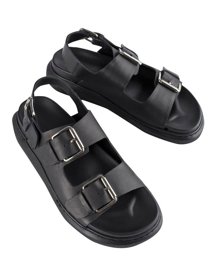 Maxie Black Como Sandals image 2