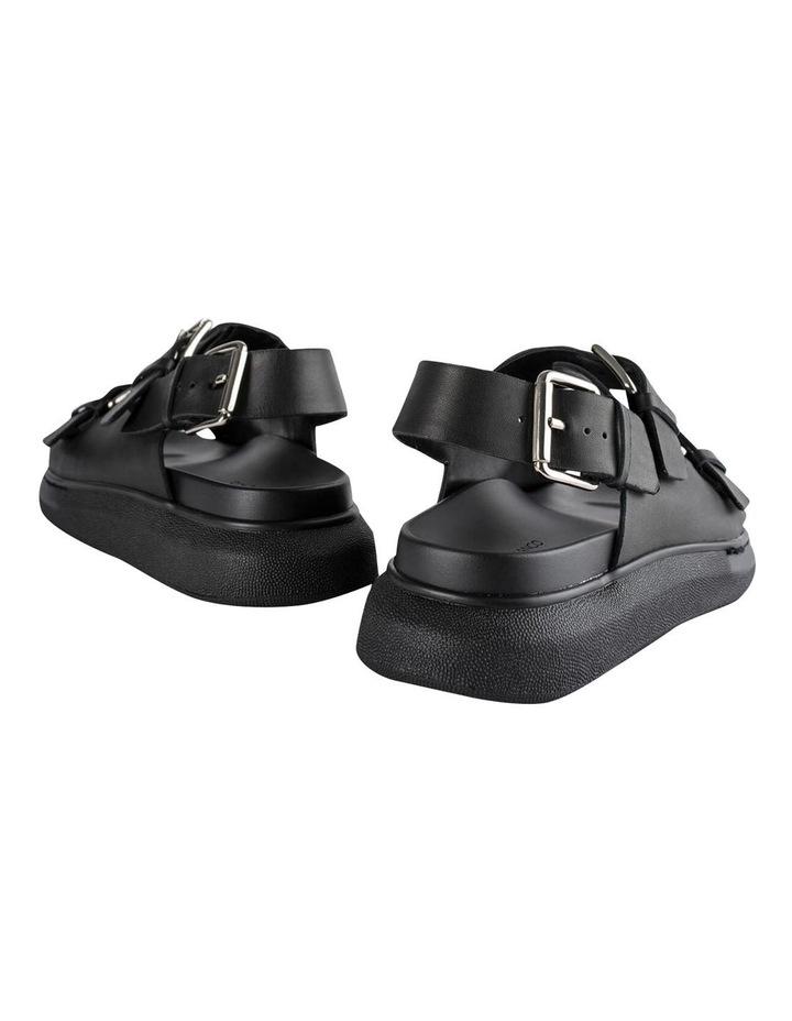 Maxie Black Como Sandals image 3